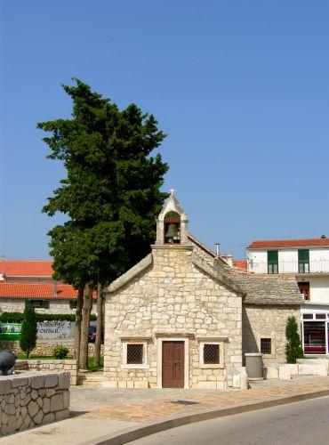 Zdjęcia: Primosten, Chorwacja środkowa, architektura, CHORWACJA