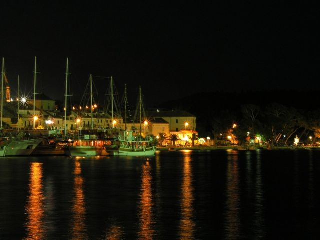 Zdj�cia: Makarska, Dalmacja, port 4, CHORWACJA