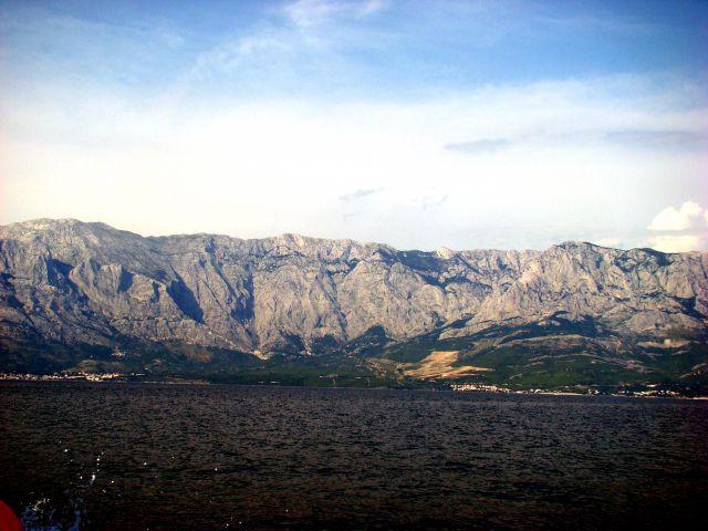 Zdjęcia: Makarska, Dalmacja, Biokowo, CHORWACJA