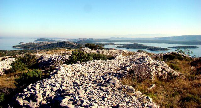 Zdjęcia: wyspa muter, Dalmacja, Szczyt, CHORWACJA
