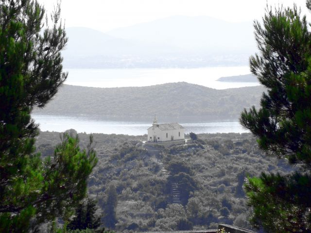 Zdjęcia: Muter, Dalmacja, Kaplica, CHORWACJA