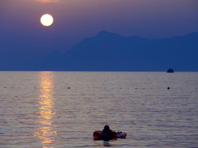 Zdjęcia: Makarska, Dalmacja, wieczorem III, CHORWACJA
