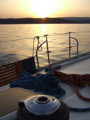 Zdjęcia: Trogit i okolice, t, łódz II, CHORWACJA