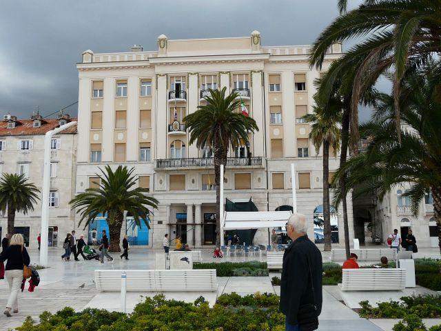 Zdjęcia: Split, Bałkany, Ratusz, CHORWACJA