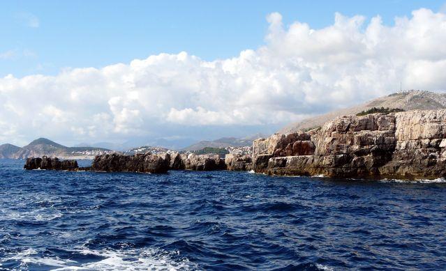 Zdjęcia: Dubrownik, Dalmacja, Wyspa Lokrum, CHORWACJA