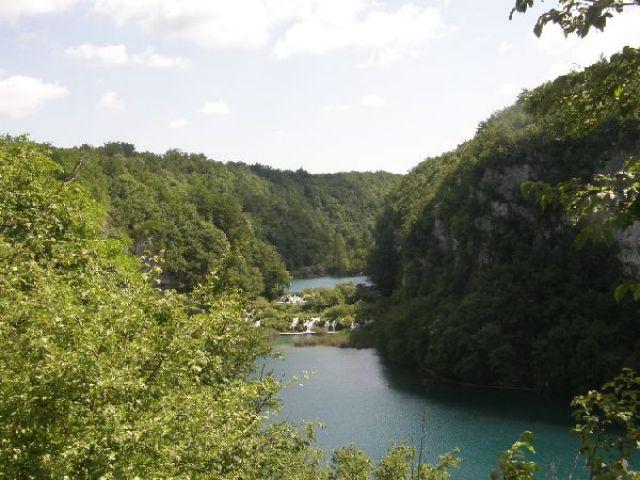 Zdjęcia: Jeziora Plivickie, Zadar, Wodospad, CHORWACJA