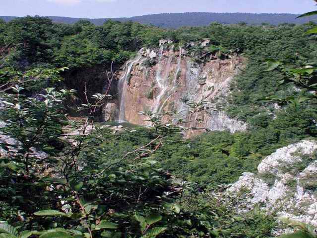 Zdjęcia: park narodowy, Plitvice 1, CHORWACJA