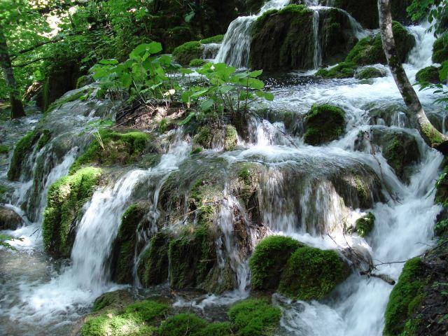 Zdjęcia: Park Narodowy Jezior Plitwickich, Plitvice, Konkurs Natura w obiektywie - Działalność krasowa, CHORWACJA