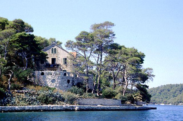 Zdjęcia: wyspa Mljet, Dalmacja, Park Narodowy Mljet, CHORWACJA