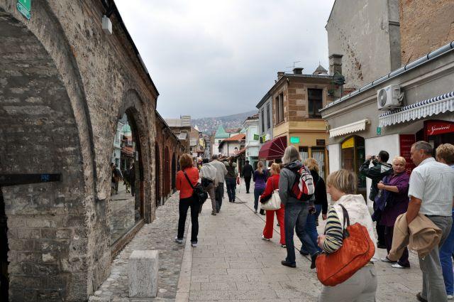 Zdjęcia: Dubrownik, Bałkany, Uliczka, CHORWACJA