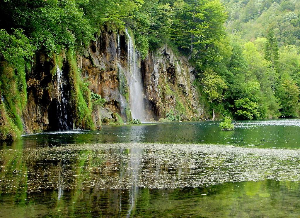 Zdjęcia: Park Narodowy Jezior Plitwickich, środkowa Chorwacja, pełne magii i uroku..., CHORWACJA