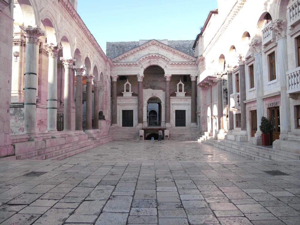 Zdjęcia: Split, Split, Pałac Dioklecjana, CHORWACJA