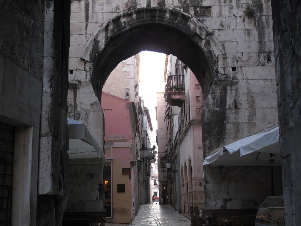 Zdjęcia: Split, Split, Uroki starożytnego miasta, CHORWACJA