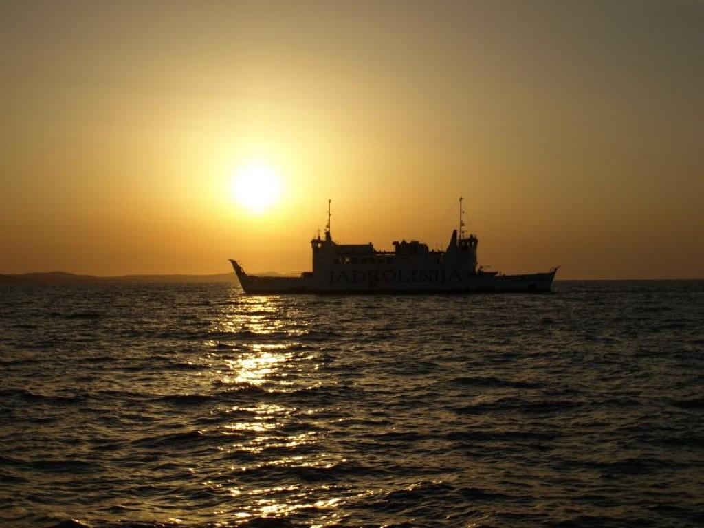 Zdjęcia: Zadar, Dalmacja, w stronę słońca, CHORWACJA