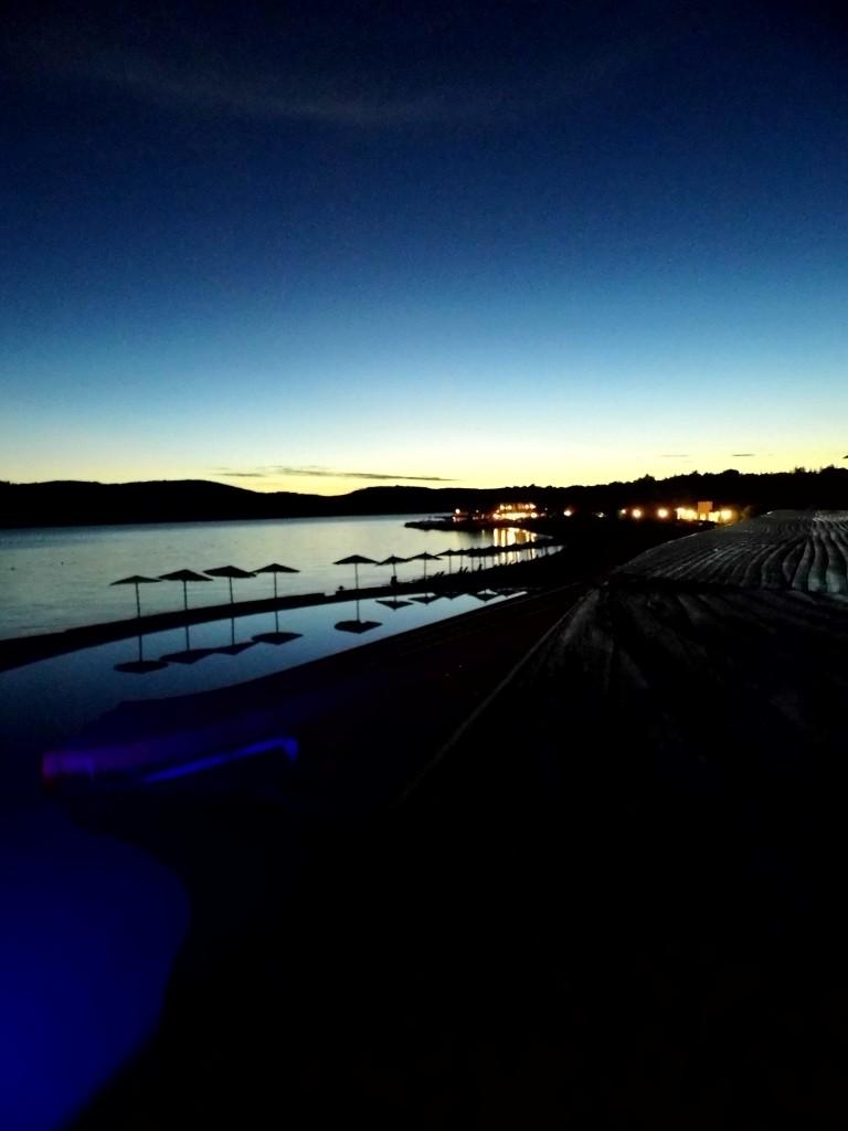 Zdjęcia: Sybenik-Solaris, Dalmacja, Solaris Nocą, CHORWACJA