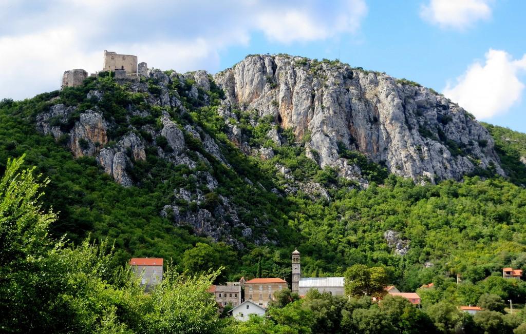 Zdjęcia: Vrlika, środkowa Dalmacja, Vrlika, CHORWACJA