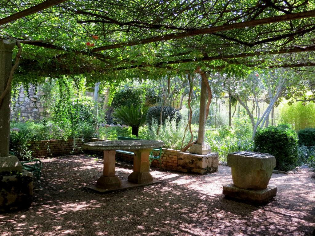Zdjęcia: Stari Grad, Hvar, tajemniczy ogród..., CHORWACJA