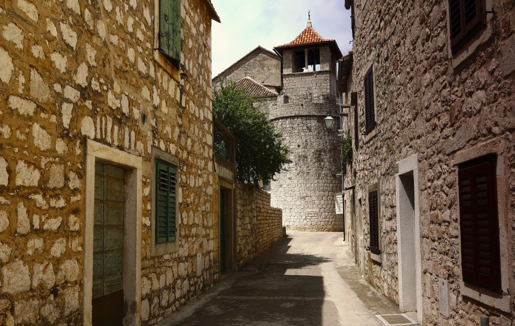 Zdjęcia: Stari Grad., Środkowej Dalmacji -Hvar, Stare Miasto, CHORWACJA
