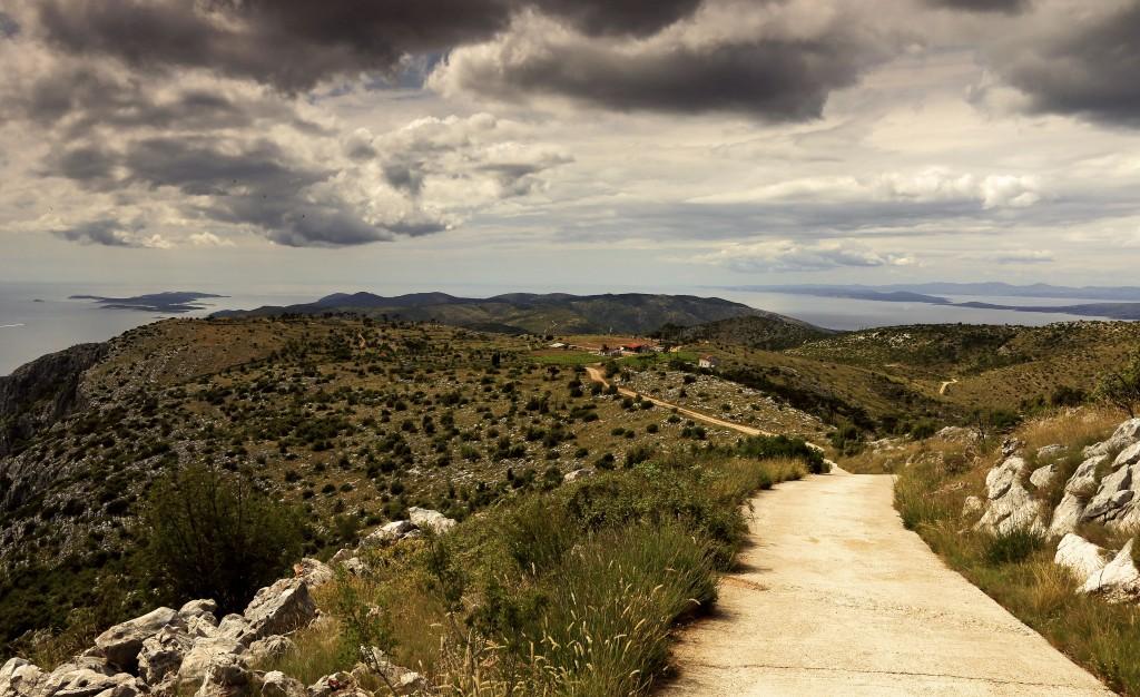 Zdjęcia: Hvar, Środkowej Dalmacji -Hvar, Bezdroża na Wyspie Hvar., CHORWACJA