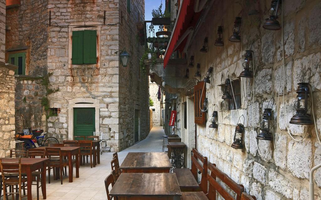 Zdjęcia:  Stari Grad , Środkowej Dalmacji -Hvar,  Czekają na Ciebie!, CHORWACJA