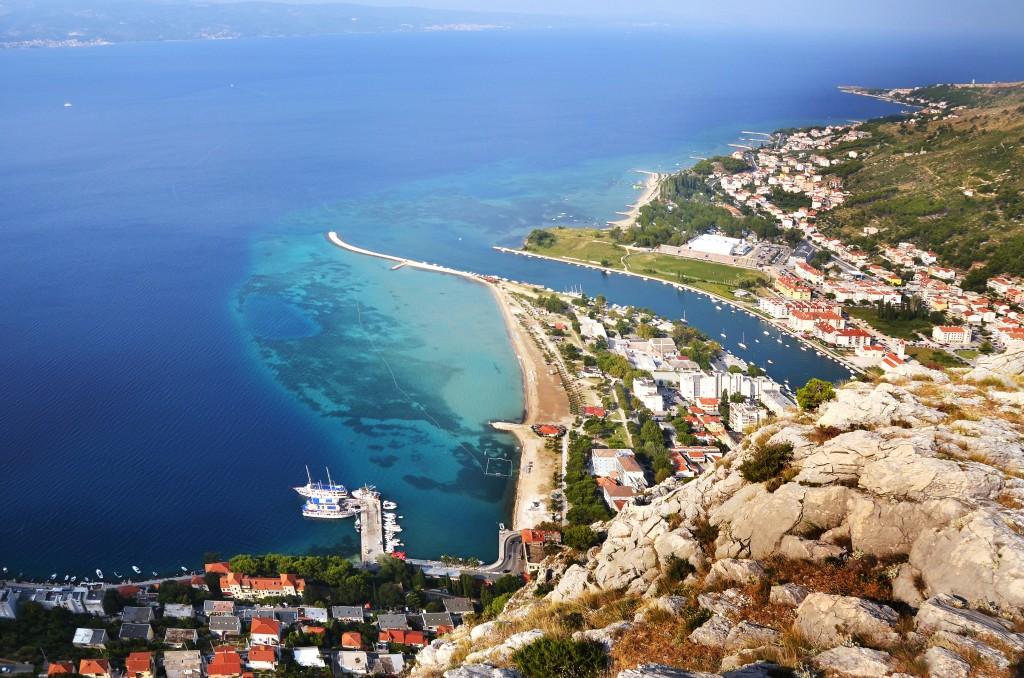Zdjęcia: Omiś, Dalmacja, Omiś, CHORWACJA