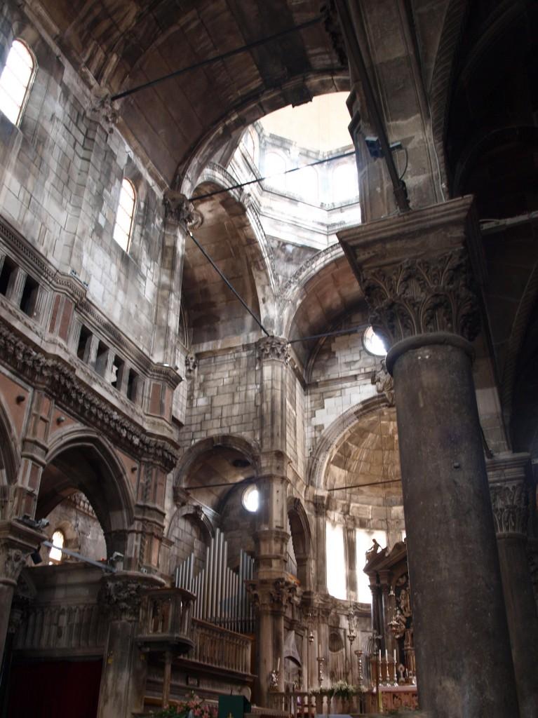 Zdjęcia: Szybennik, Dalmacja, wnętrze Katedry Św. Jakuba, CHORWACJA