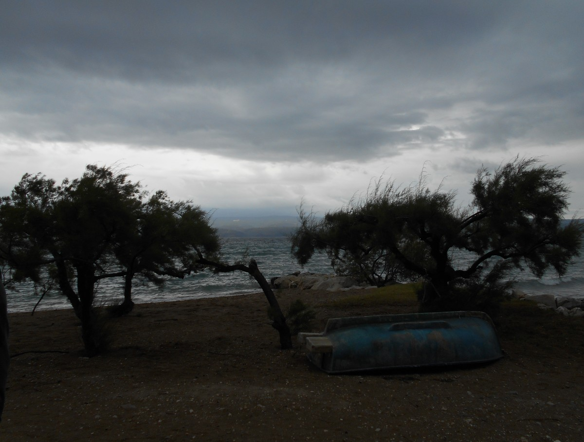 Zdjęcia: Omis, Dalmacja, Nostalgia, CHORWACJA