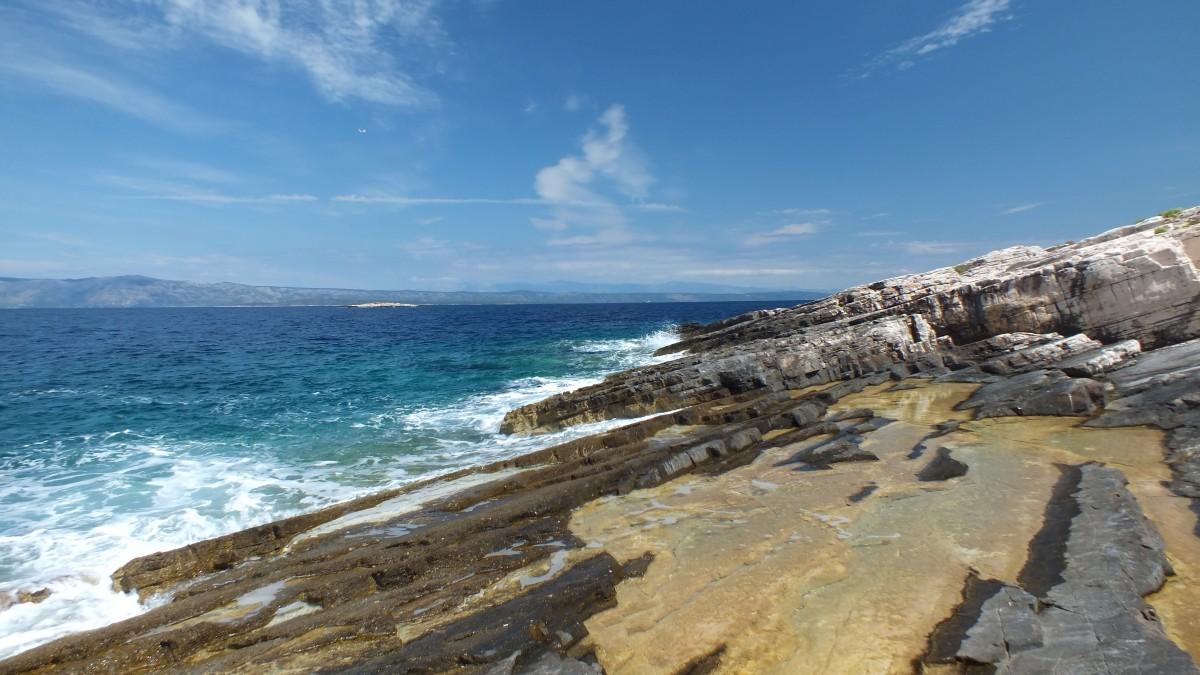 Zdjęcia: Wyspa Proizd, Korcula, Wybrzeże chorwackie, CHORWACJA