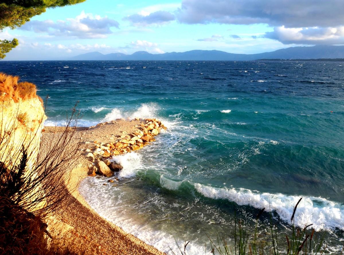 Zdjęcia: Zivogosce, Riviera Makarska, było, minęło..., CHORWACJA