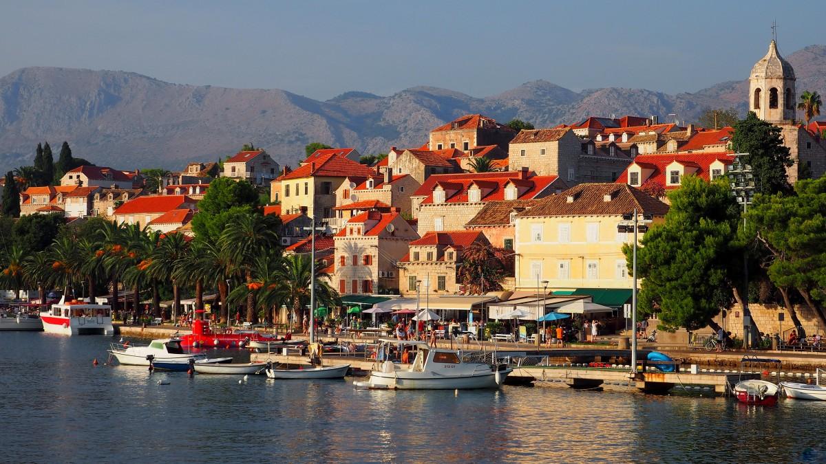 Zdjęcia: Cavtat, południowa Chorwacja, chciałoby się zostać..., CHORWACJA