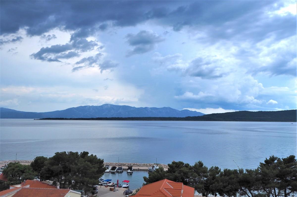 Zdjęcia: Zivogosce, Riviera Makarska, pierwsze danie na śniadanie:), CHORWACJA