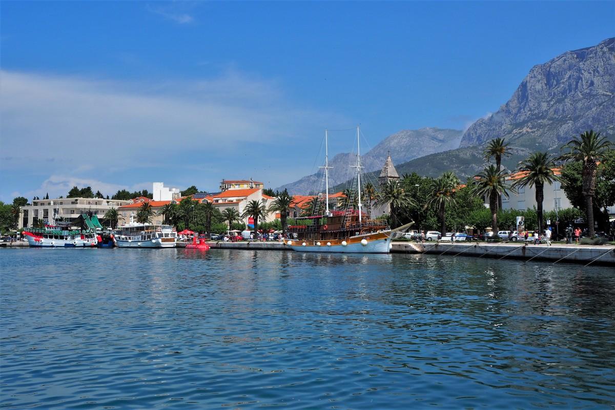 Zdjęcia: Makarska, Riviera Makarska, między morzem, a górami..., CHORWACJA
