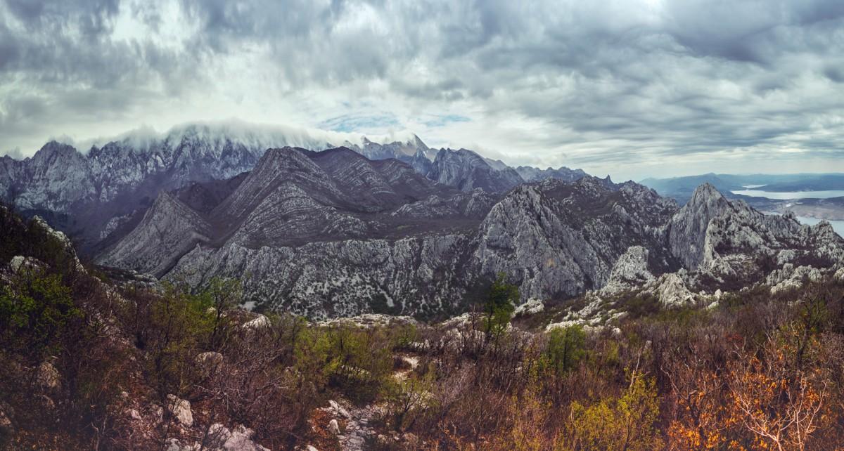 Zdjęcia: Park Narodowy Paklenica, Dalmacja, Nie tylko Adriatyk, CHORWACJA