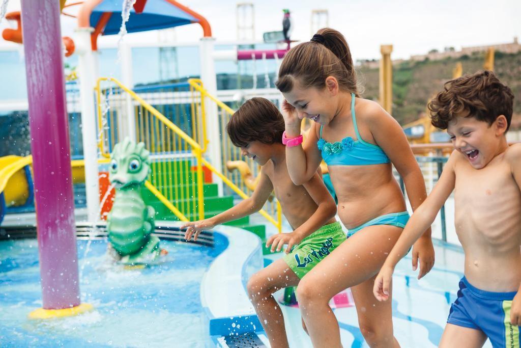 Zdjęcia: Statek Costa, Costa dzieci, CHORWACJA