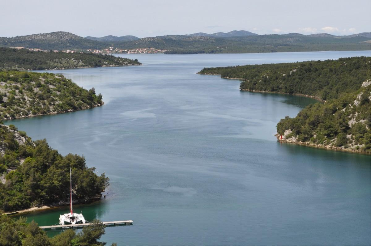 Zdjęcia: Skradin, Dalmacja, Skradin, CHORWACJA