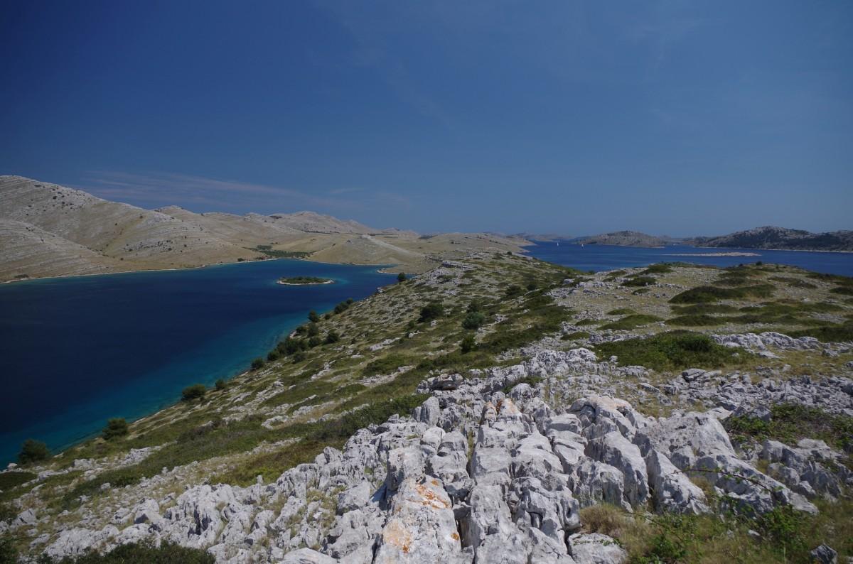 Zdjęcia: Kornati, Kornati National Park, Covidowa bezludna Chorwacja, CHORWACJA