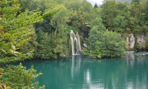 Zdjecie CHORWACJA / Dalmacja / Plitwickie Jezera / Chorwackie Klimaty