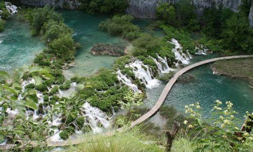 Zdjecie CHORWACJA / - / Plitvice / Plitvickie Jeziora