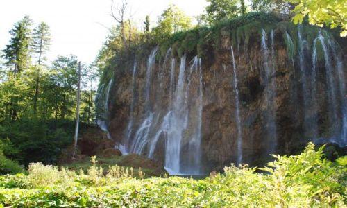 Zdjęcie CHORWACJA / Park Narodowy Jeziora Plitwickie / Park Narodowy Jeziora Plitwickie / Jeziora Plitwickie
