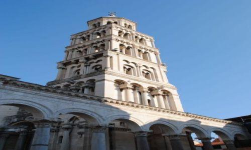 Zdjęcie CHORWACJA / Dalmacja / Split / Split - Katedra