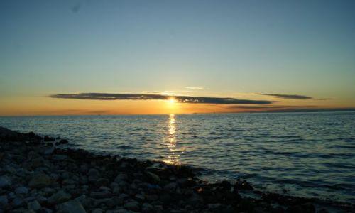 Zdjecie CHORWACJA / - / Umag / zachód słońca