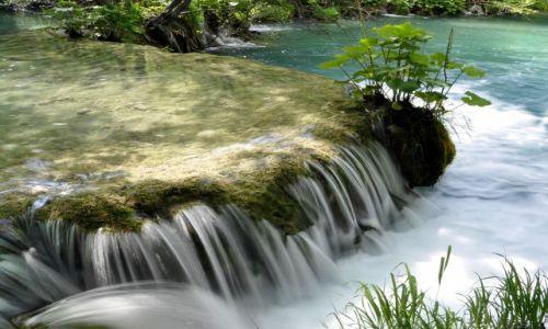 Zdjecie CHORWACJA / Kvarner / Park Narodowy Plitvickie Jeziora / ...