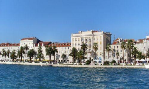 Zdjecie CHORWACJA / Dalmacja / Split / Split