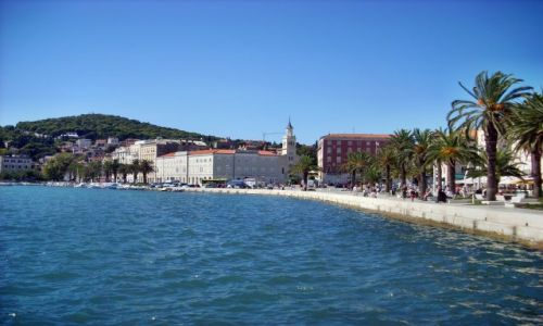 Zdjecie CHORWACJA / Dalmacja / Split / Ratusz