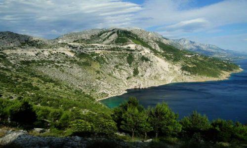 Zdjęcie CHORWACJA / - / Makarska / W DRODZE