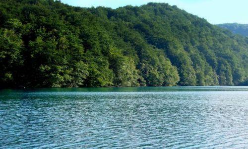 Zdjecie CHORWACJA / okolice Zagrzebia / plitvice / Kolorowe jeziorko 12