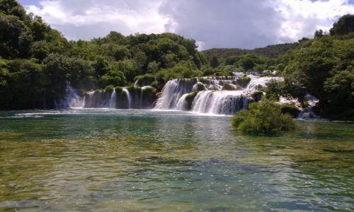 Zdjecie CHORWACJA / Wodospady Krka / Wodospady Krka / Z wyprawy motocyklowej do Chorwacji