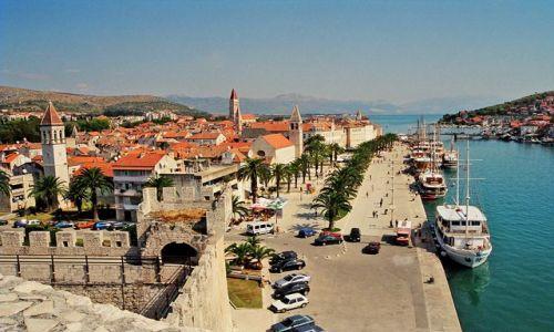 CHORWACJA / Dalmacja / Trogir / Adriatycka Riviera
