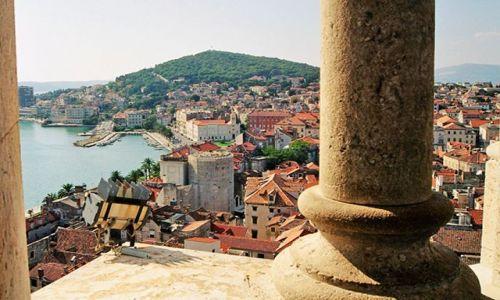 CHORWACJA / Dalmacja / Split / Adriatycka Riviera