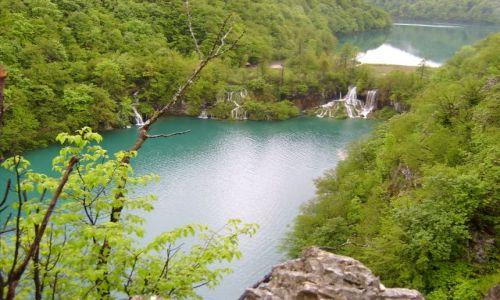 Zdjęcie CHORWACJA / Dalmacja / Plitwickie jeziora / Ach te wodospady